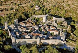 La Couvertoirade - Camping Hérault