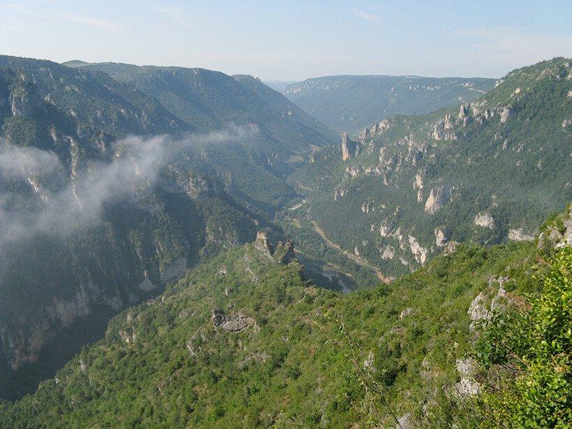 Grand site des Gorges du Tarn, de la Jonte et des Causses