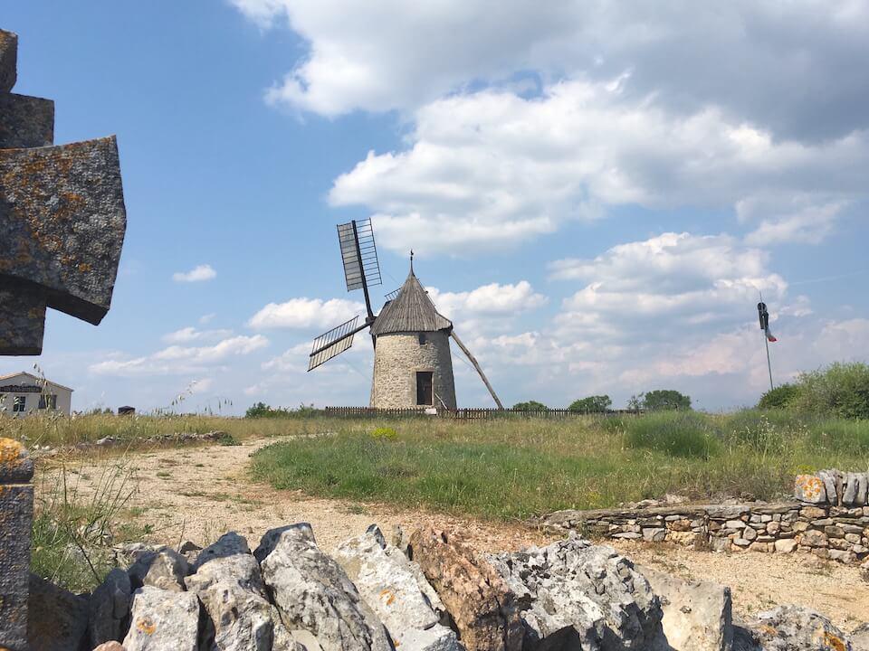 Le Moulin de Saint Pierre