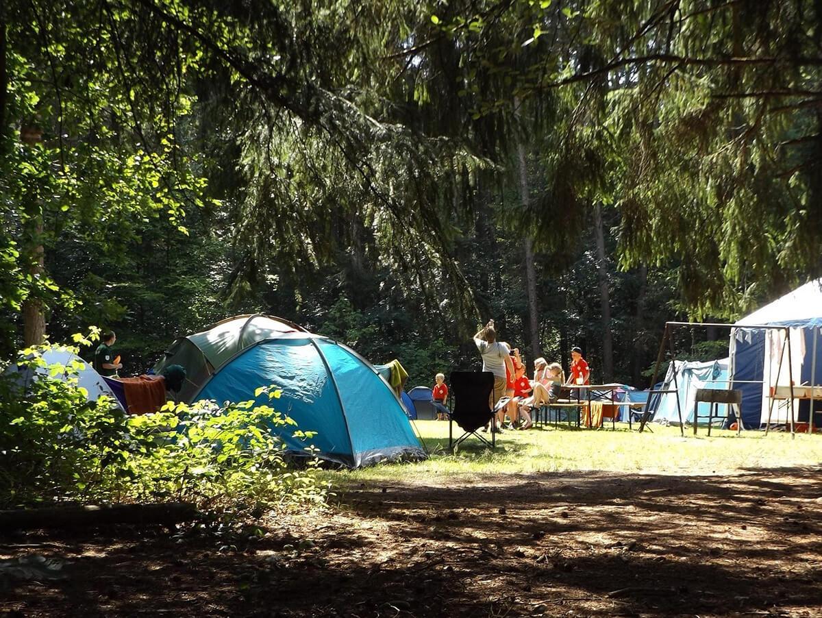 Camping des Sources emplacements de camping