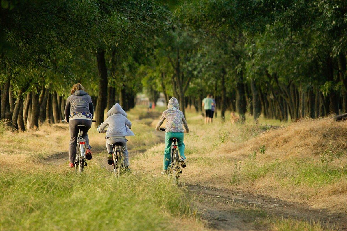 Camping des Sources balade en vélo